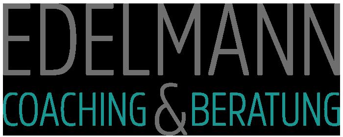 Logo, Edelmann, Praxis, Systemisches Coaching, Beratung